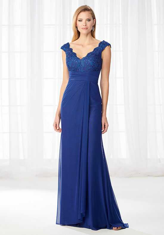 Cameron Blake 218609 Blue Mother Of The Bride Dress
