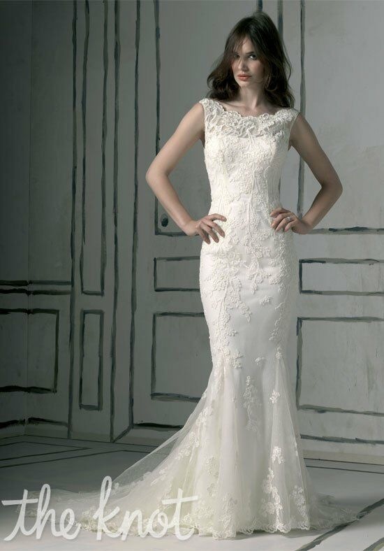 Justin Alexander 8530DEACTIVE Mermaid Wedding Dress