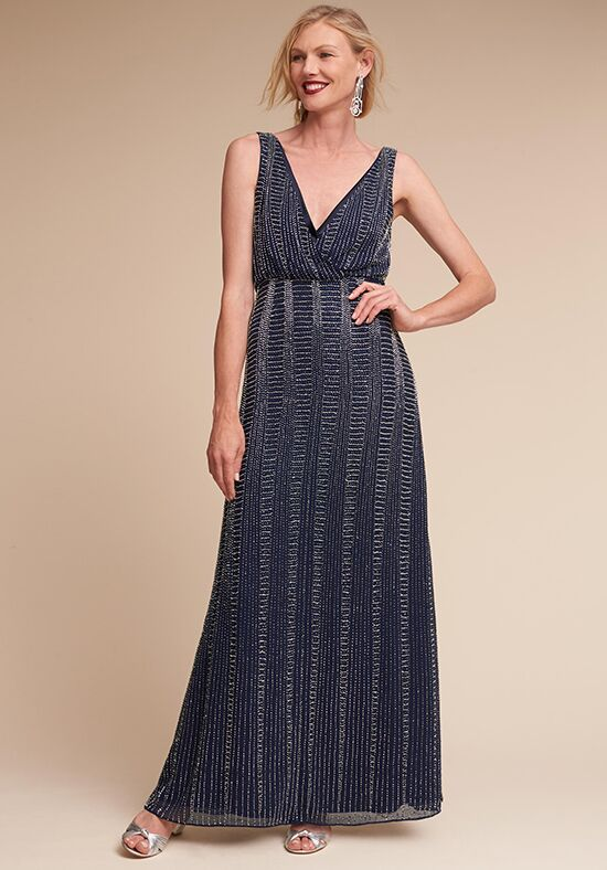 BHLDN (Bridesmaids) Muse V-Neck Bridesmaid Dress