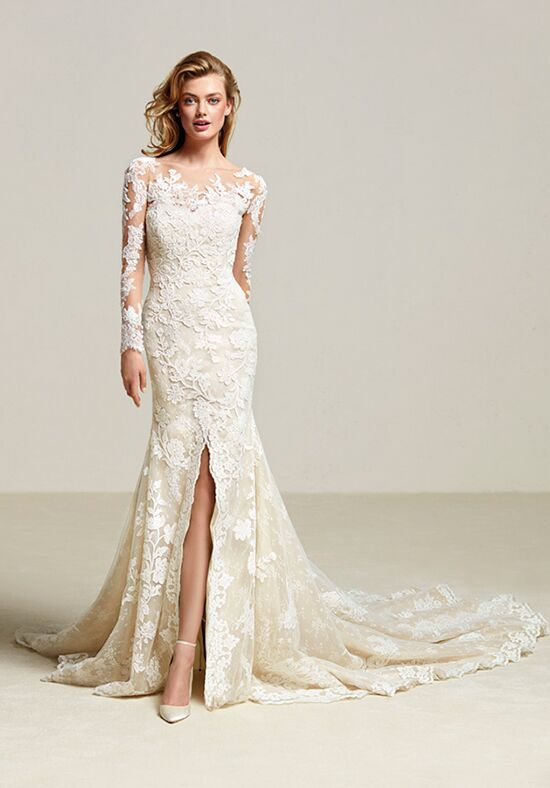 PRONOVIAS DRIATE Mermaid Wedding Dress