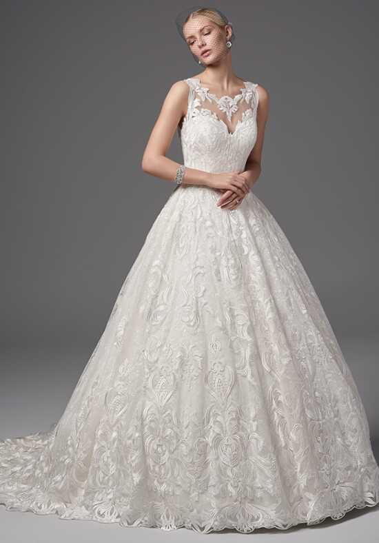 Sottero and Midgley Orianna Ball Gown Wedding Dress