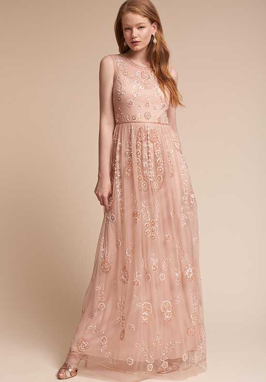 BHLDN (Bridesmaids) Abbington Illusion Bridesmaid Dress