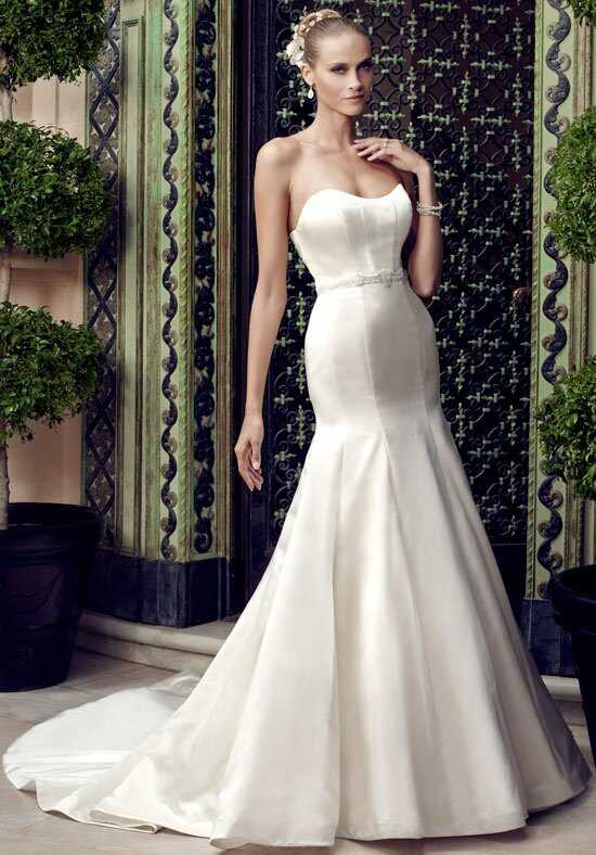 Casablanca Bridal 2187 Mermaid Wedding Dress
