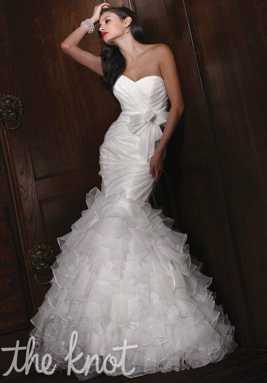 Impression Bridal 10128 Wedding Dress