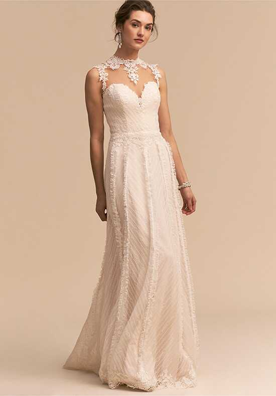 BHLDN Nightfall Gown A-Line Wedding Dress