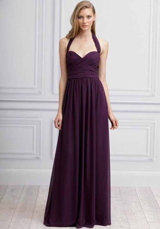Monique Lhuillier Bridesmaids 450095 Halter Bridesmaid Dress