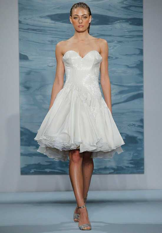 Mark Zunino for Kleinfeld 122 Mermaid Wedding Dress