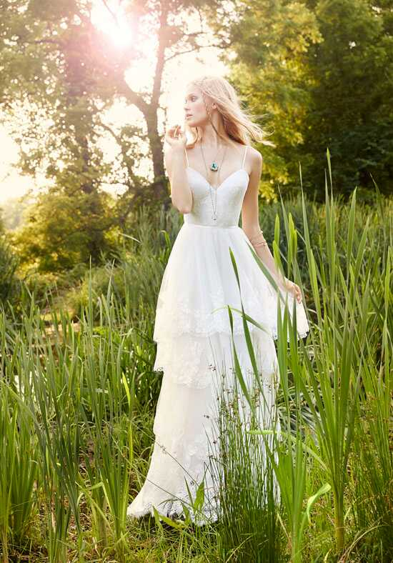 Ti Adora By Alvina Valenta 7556 A-Line Wedding Dress