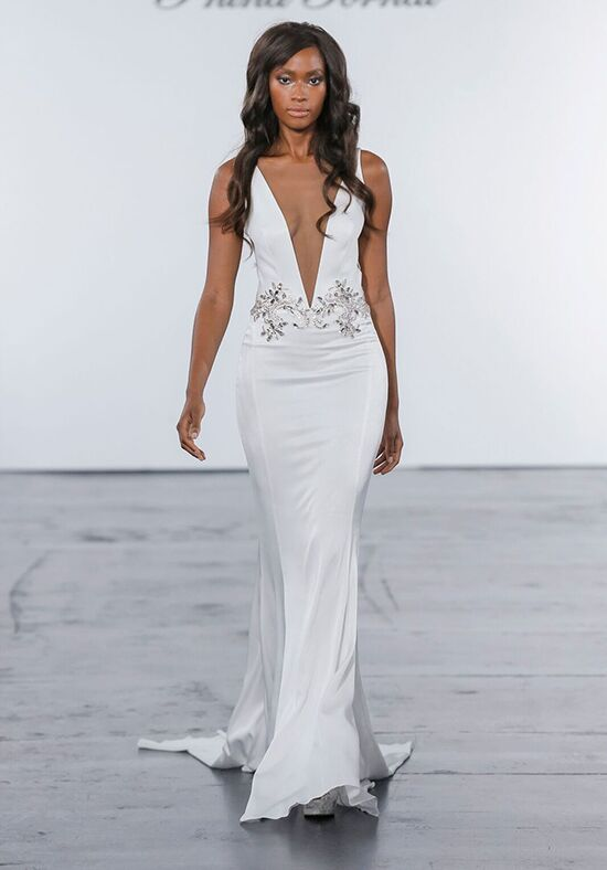 Pnina Tornai for Kleinfeld 4613 A-Line Wedding Dress