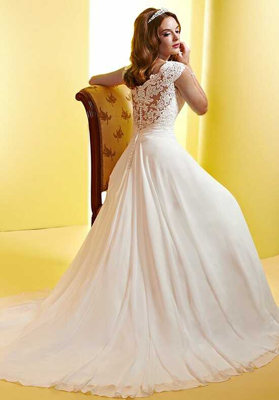 1 Wedding by Mary's Bridal 3Y334 A-Line Wedding Dress
