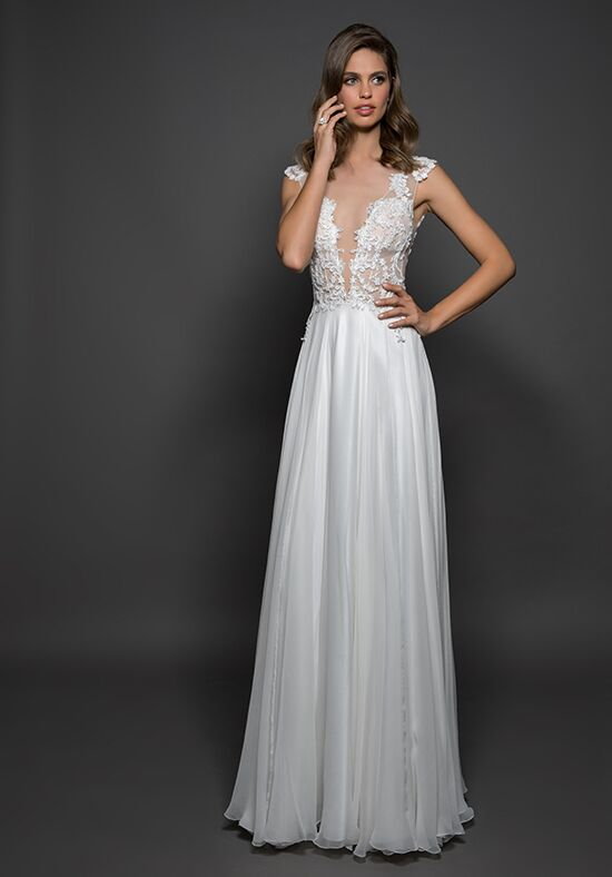 LOVE by Pnina Tornai for Kleinfeld 14582 A-Line Wedding Dress