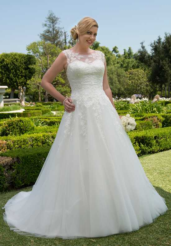 Venus Woman VW8740 Ball Gown Wedding Dress