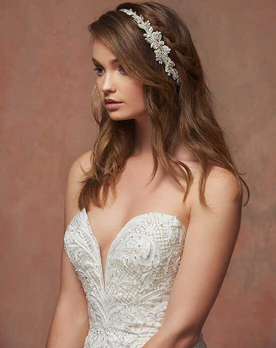 Blossom Veils & Accessories BH5455 Gold, Silver Headband