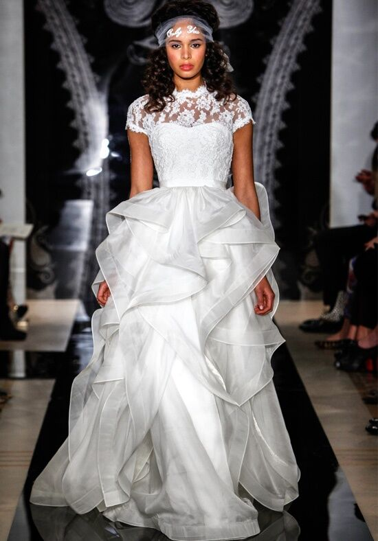 Reem Acra Nissa Wedding Dress