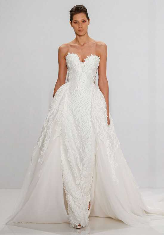 Mark Zunino for Kleinfeld 181 Ball Gown Wedding Dress