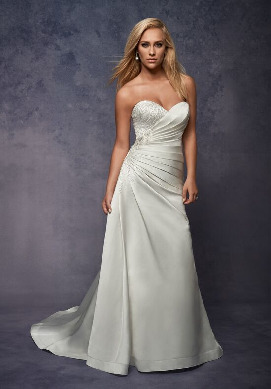 1 Wedding by Mary's Bridal 3Y686 A-Line Wedding Dress