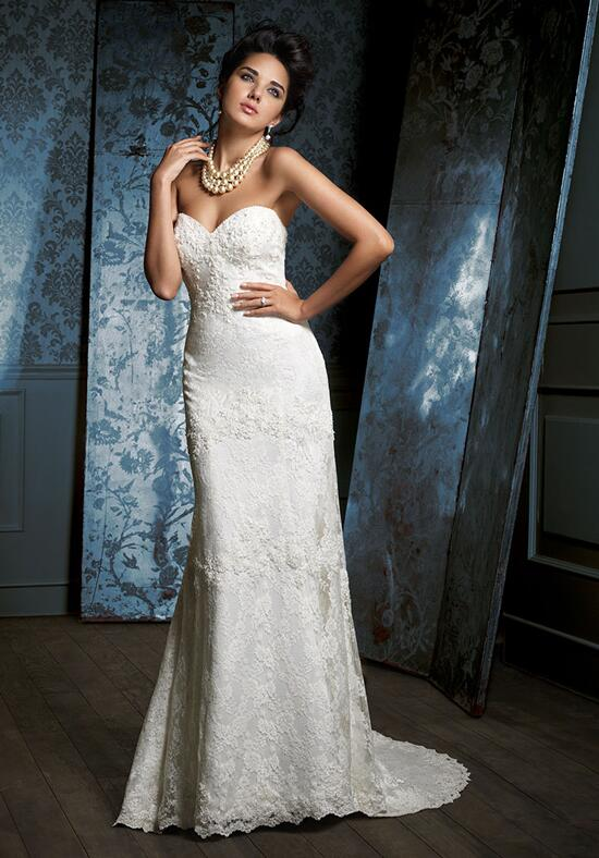 Alfred Angelo Sapphire Bridal Collection 869 Wedding Dress photo