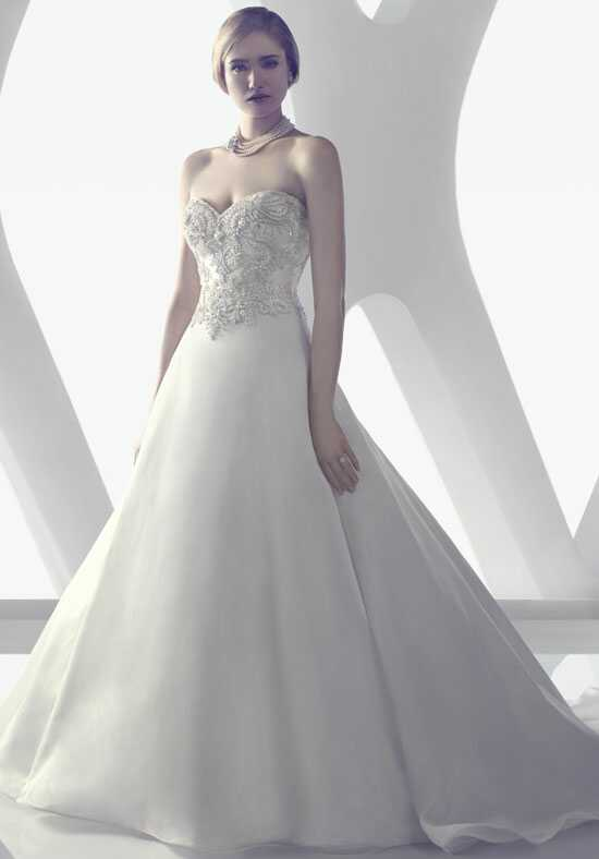 Amaré Couture by Crystal Richard B077 A-Line Wedding Dress