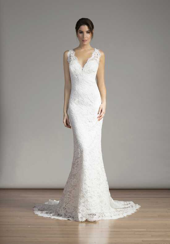 LIANCARLO 6851 Sheath Wedding Dress