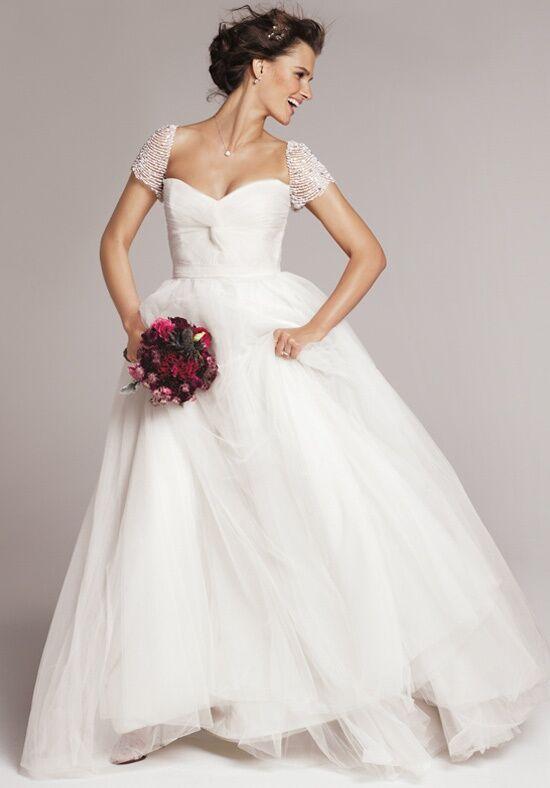 The Nordstrom Wedding Suite Roses by Reem Acra - Laurel Wedding ...