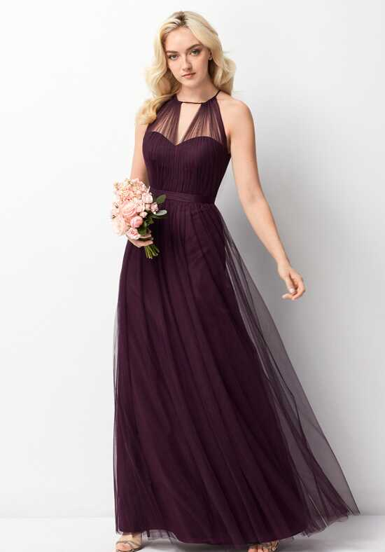 Wtoo Maids 242 Illusion Bridesmaid Dress