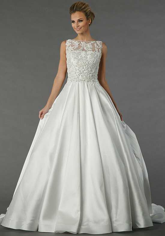 Tony Ward for Kleinfeld Reinepres Ball Gown Wedding Dress