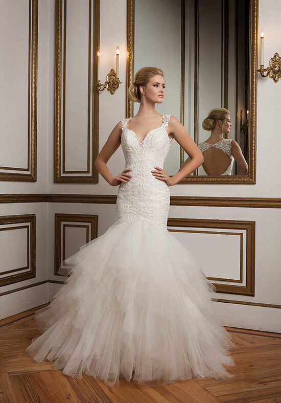 Justin Alexander 8827 Mermaid Wedding Dress