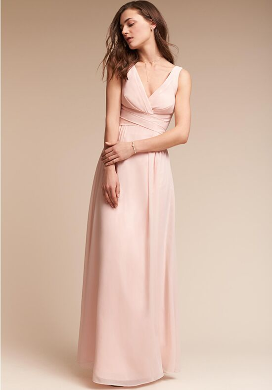 BHLDN (Bridesmaids) Carnegie V-Neck Bridesmaid Dress