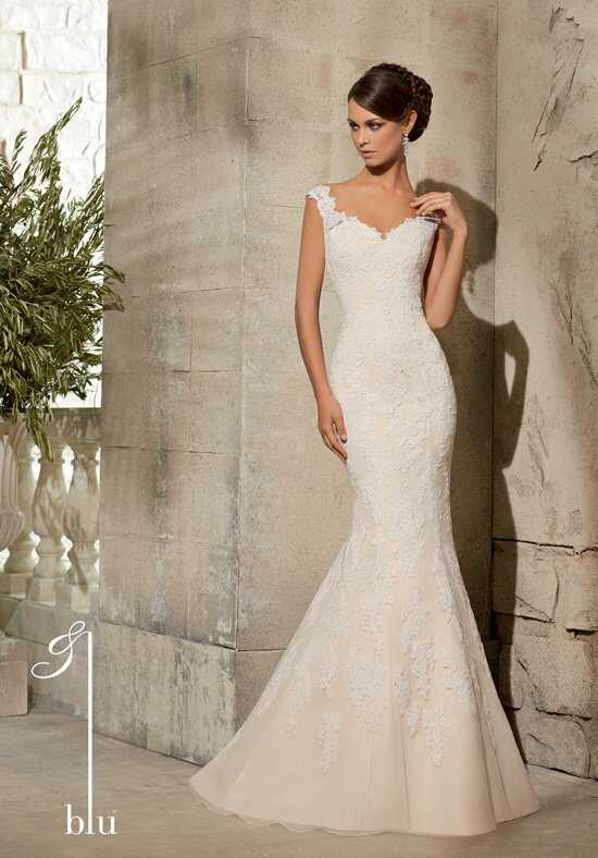 Morilee by Madeline Gardner/Blu 5316 A-Line Wedding Dress