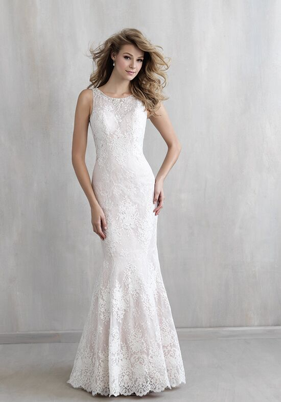 Madison James MJ220 Sheath Wedding Dress