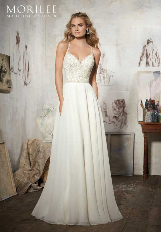 Morilee by Madeline Gardner Maelani/8106 A-Line Wedding Dress