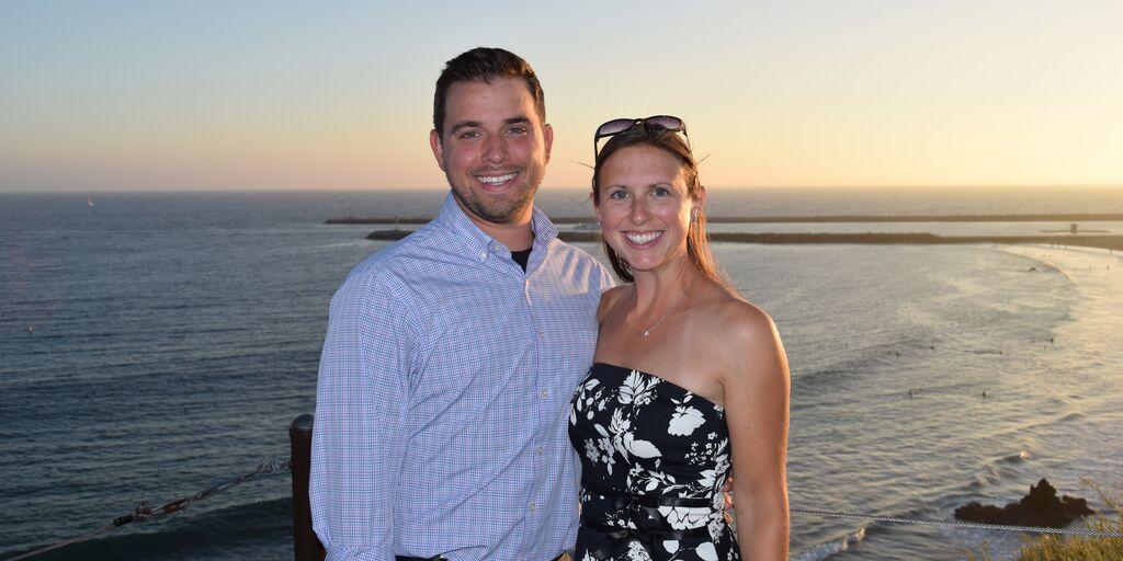 Carolyn And John Dating Divas Marriage