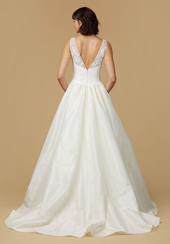 Nouvelle amsale devra wedding dress the knot for Nouvelle amsale wedding dress