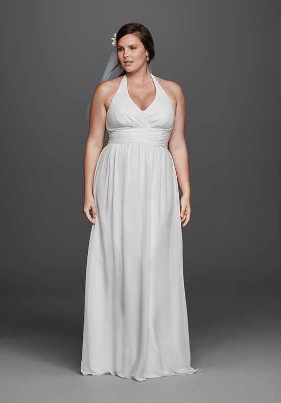 David's Bridal DB Studio Style 9SDWG0394 Wedding Dress photo