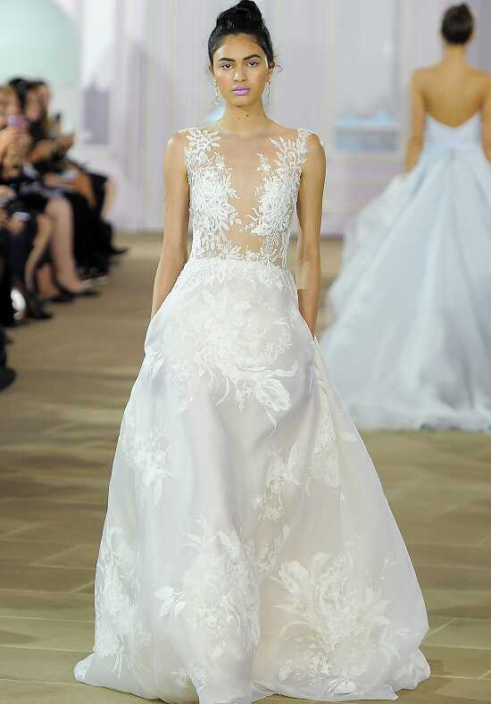 Ines Di Santo Coco A-Line Wedding Dress