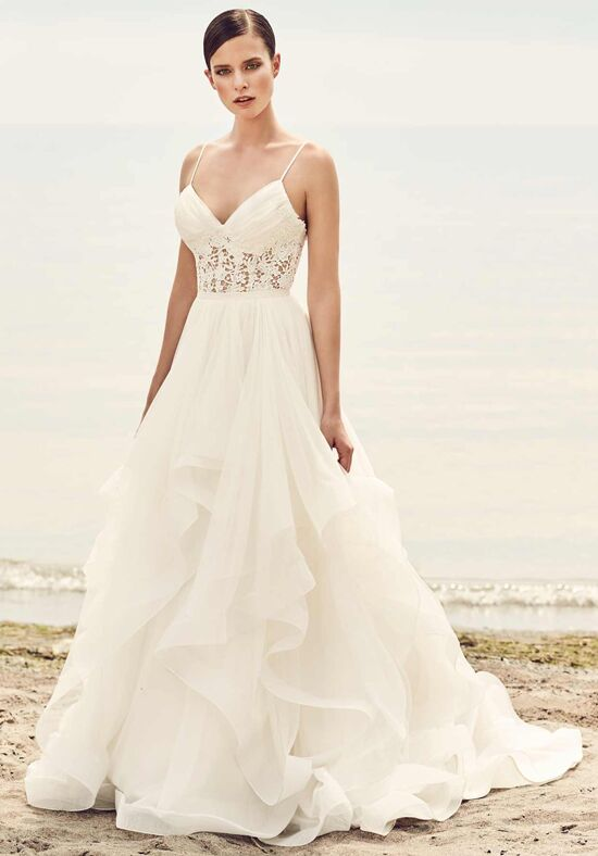 Mikaella 2101 A-Line Wedding Dress
