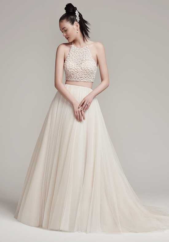 Sottero and Midgley Jude bodice/Shardea skirt A-Line Wedding Dress