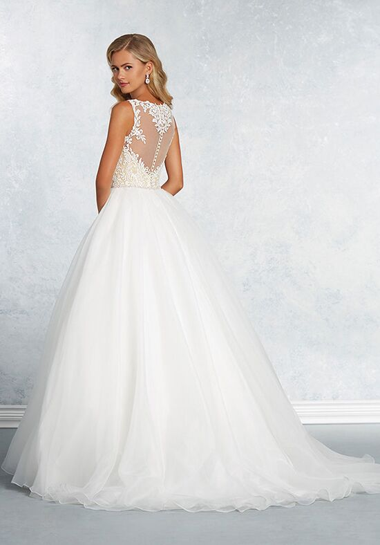 Alfred angelo signature bridal collection 2619 wedding dress the knot alfred angelo signature bridal collection 2619 ball gown wedding dress junglespirit Image collections