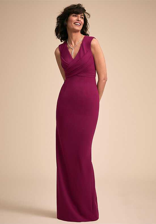 BHLDN (Mother of the Bride) Asher Dress Red Mother Of The Bride Dress