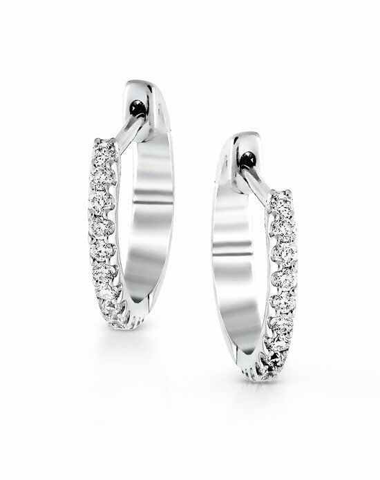 Simon G. ME1505 Wedding Earring photo