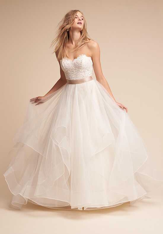BHLDN Rowena Ball Gown Wedding Dress