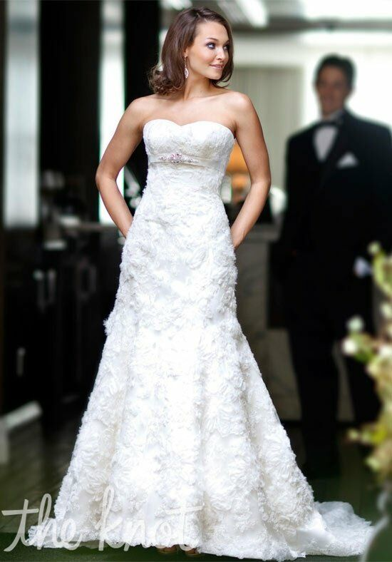 Kenneth Winston 1431 Mermaid Wedding Dress