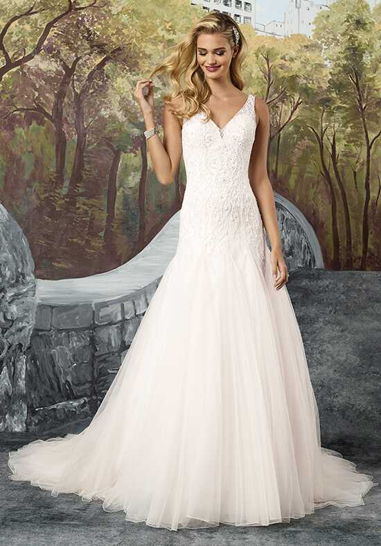 Justin Alexander 8912 A-Line Wedding Dress