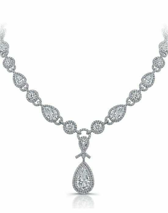 Uneek by Benjamin Javaheri LVN596 Wedding Necklace photo