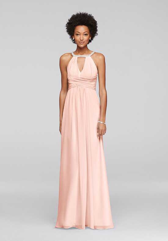 Wonder by Jenny Packham Bridesmaids Wonder by Jenny Packham Style JP291746 Halter Bridesmaid Dress