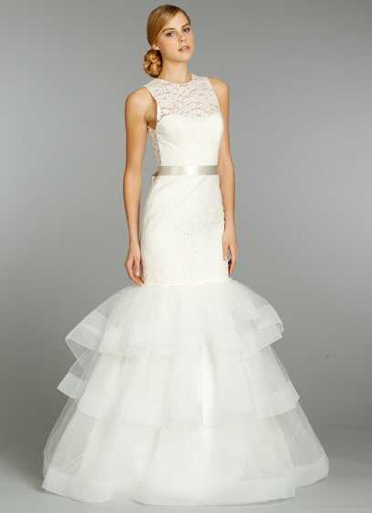 Tara Keely 2354 Mermaid Wedding Dress