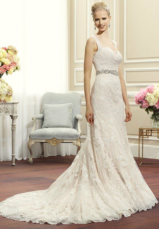 Moonlight Couture H1263 Mermaid Wedding Dress