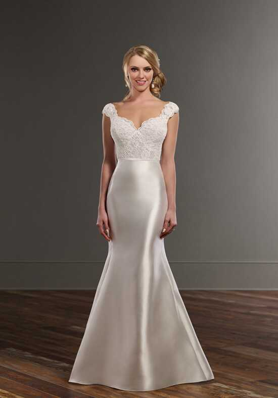 Martina Liana Bryn+Selene Mermaid Wedding Dress