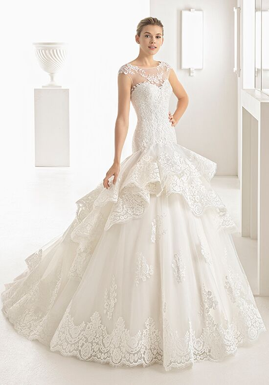 Two by Rosa Clará Omaha Ball Gown Wedding Dress