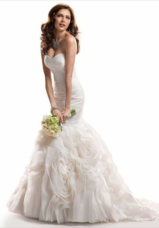 Maggie Sottero Primrose Mermaid Wedding Dress